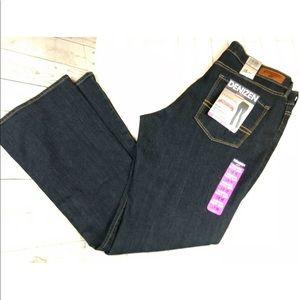 Levi's Denizen Modern Boot Cut Jeans Sz 18 Plus Sz
